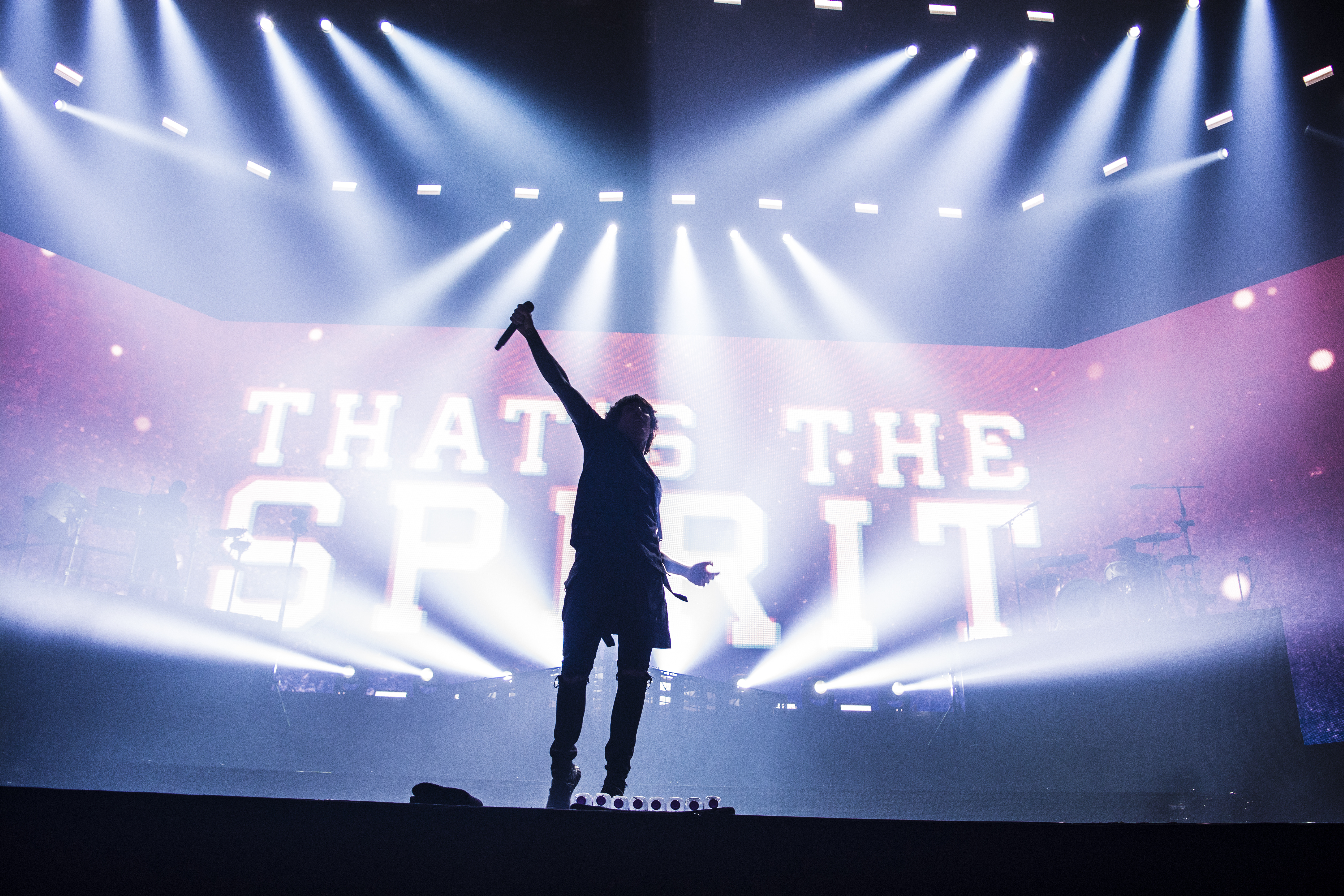 Bring me the horizon in nottingham arena LS-Live