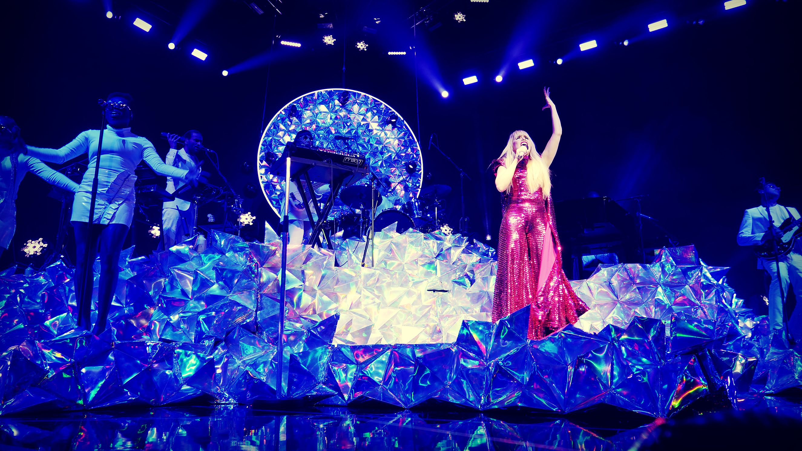 Paloma Faith, The Architect Tour, 2018